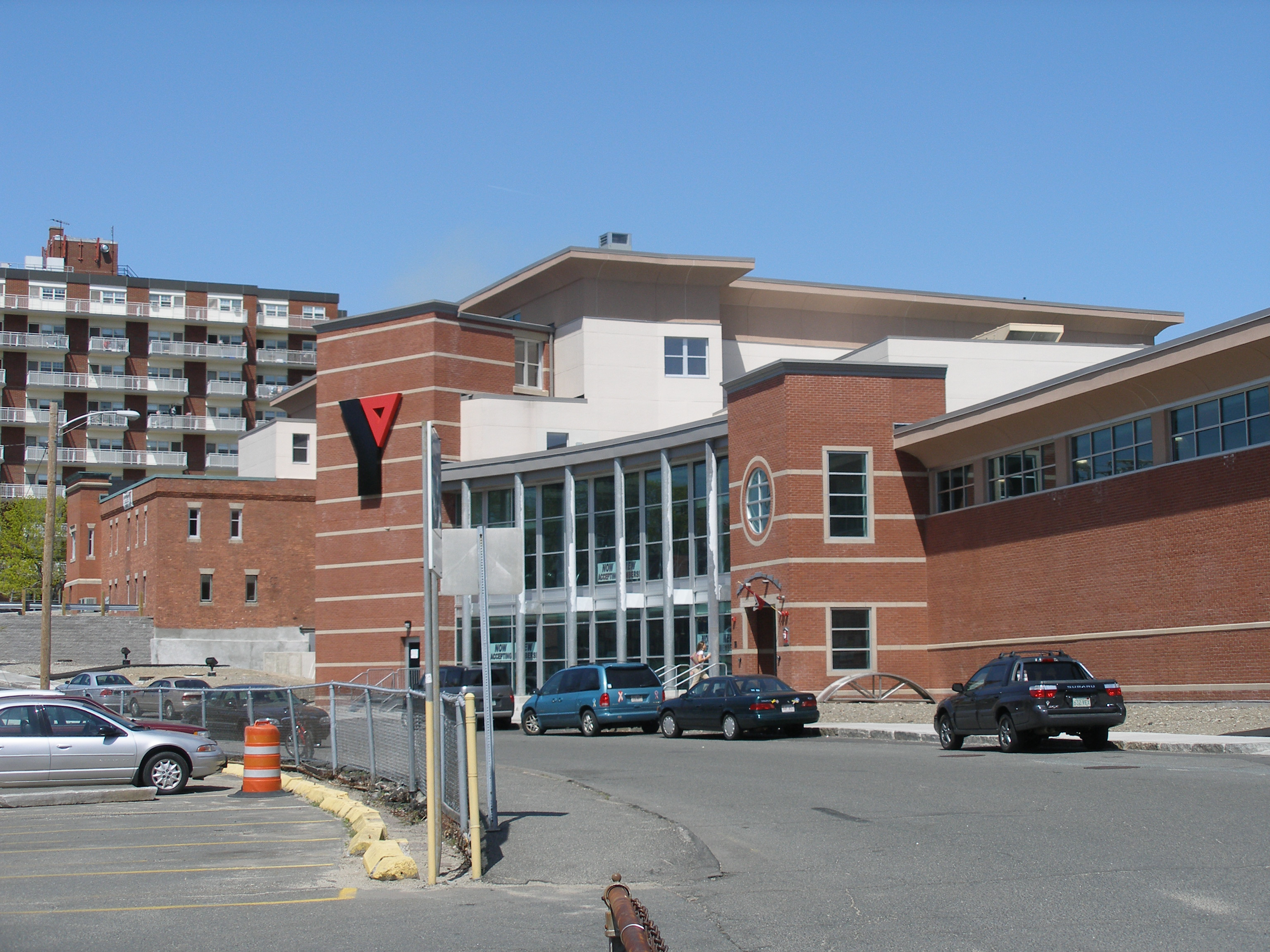 Ymca Malden Ma